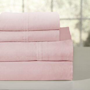200 Thread Count 100% Soft Cotton Percale Sheet Set