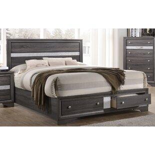 Damarcus King Storage Standard Bed