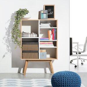 122 cm Bücherregal Wrangell von Home Loft Concept