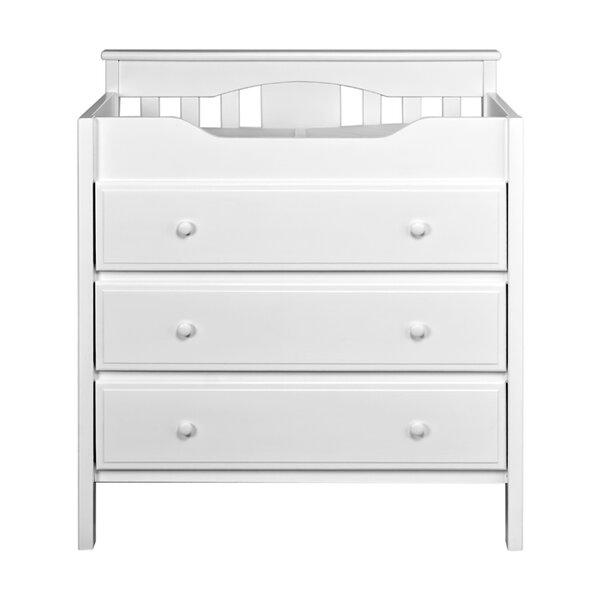 DaVinci Jayden 3 Drawer Dresser Combo U0026 Reviews | Wayfair