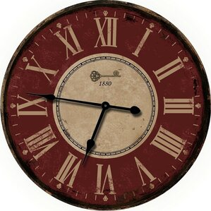 kitchen clocks youll love wayfair. beautiful ideas. Home Design Ideas