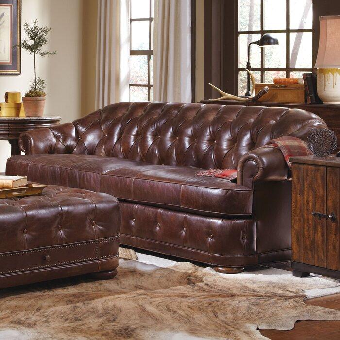 Rhonda Leather Sofa