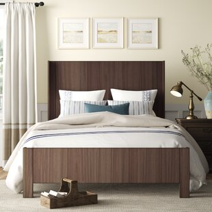 Janine Queen Panel Bed