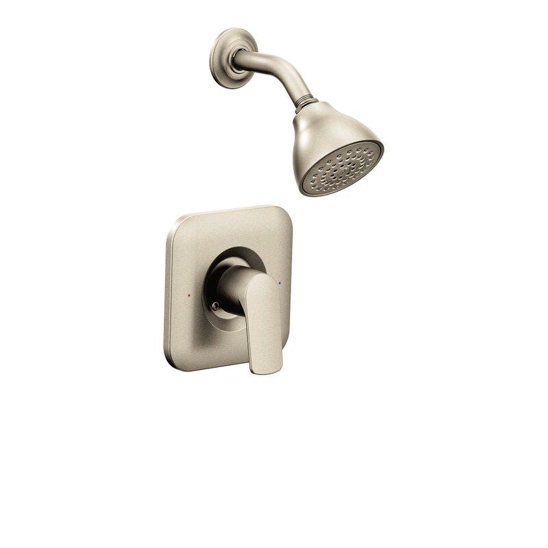 Moen Rizon Posi-Temp Shower Faucet with Lever Handle & Reviews   Wayfair