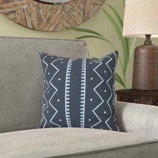 Lassiter Mudcloth Geometric Outdoor Throw Pillow by Bungalow Rose Best #1