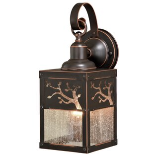 Baynham Outdoor Wall Lantern by Winston Porter No Copoun
