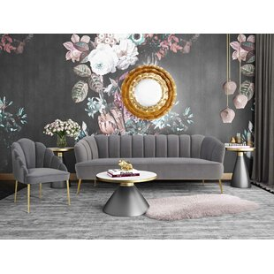 Best Reviews Cohutta Configurable Living Room Set by Everly Quinn Reviews (2019) & Buyer's Guide