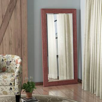 2fdaba13d24fc Mistana Areli Weathered Sand Barnwood Wall Mirror   Reviews