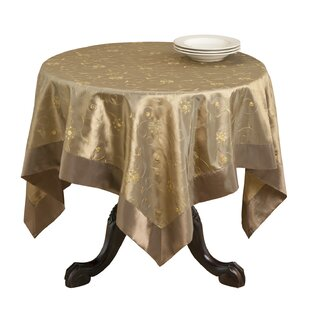 Sevilla Embroidered and Sequined Table Cloth