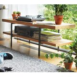Reclaimed Teak Solid Wood TV Stand for TVs up to 60 by EQ3