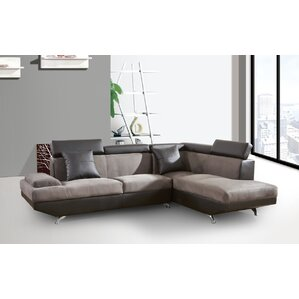 Reversible Sectional by Star Home Living Corp