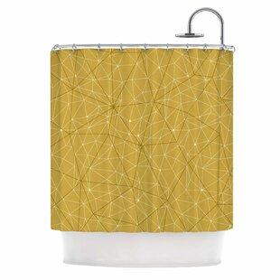 'Wanderlust' Single Shower Curtain