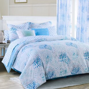 Albrightsville Cotton Reversible Comforter Set