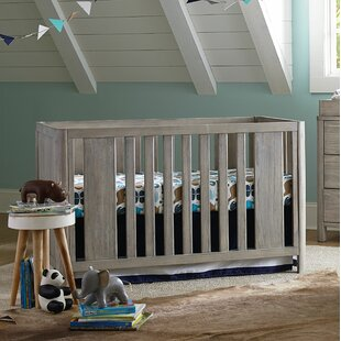 Norwood 3-in-1 Convertible Crib by Harriet Bee
