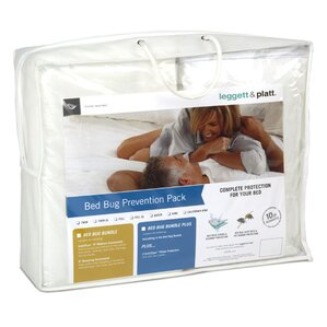 Bed Bug Prevention Packs Bundle Waterproof Mattress Protector by Southern Textiles