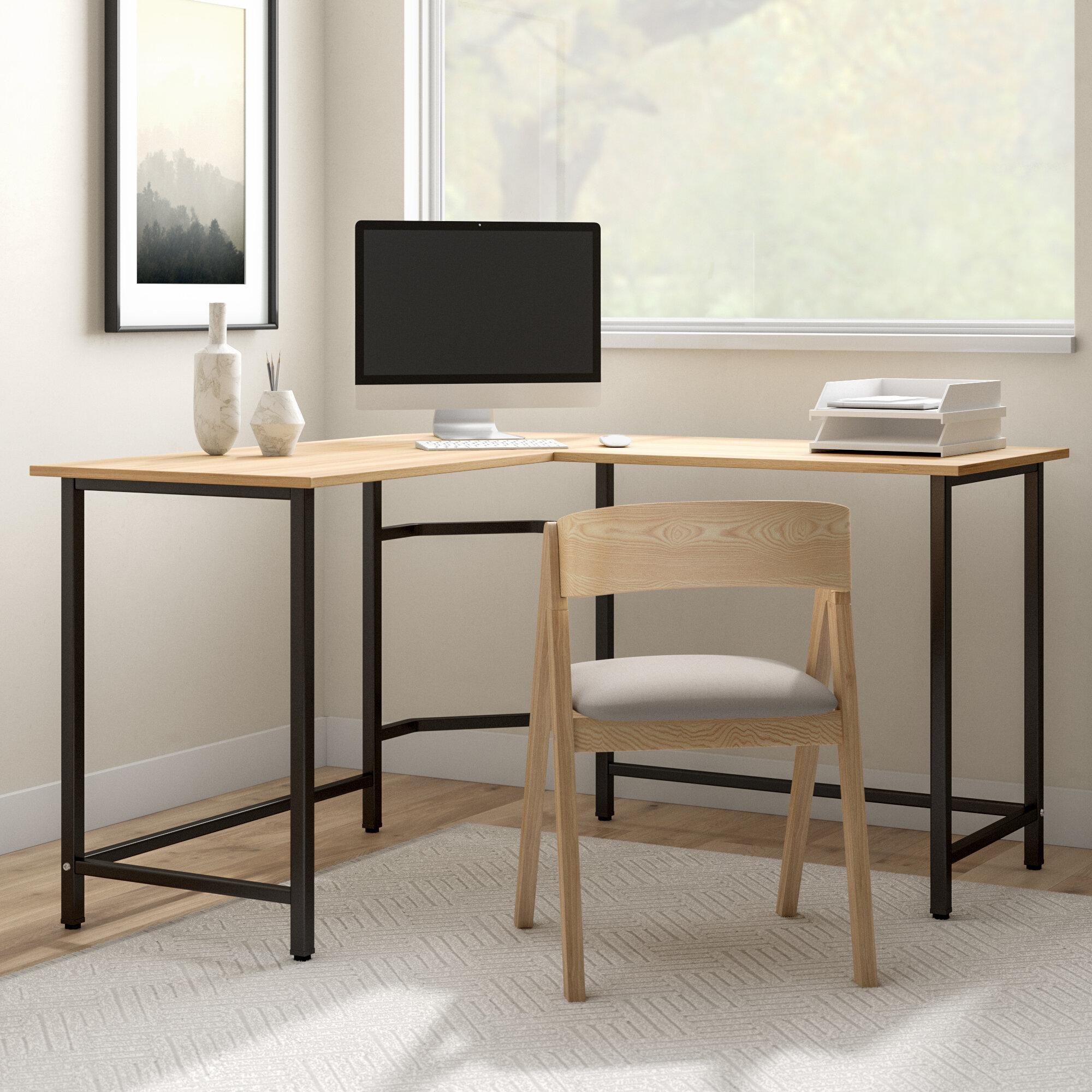 Dotted Line Anya L Shape Desk Reviews
