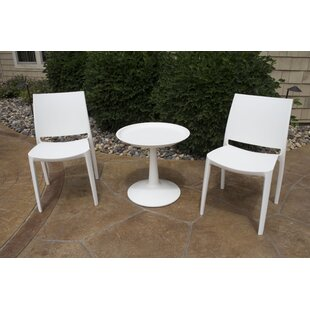 Farley 3 Piece Bistro Set