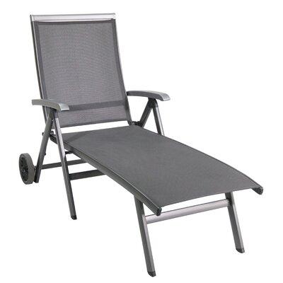 bristol caster chaise lounge