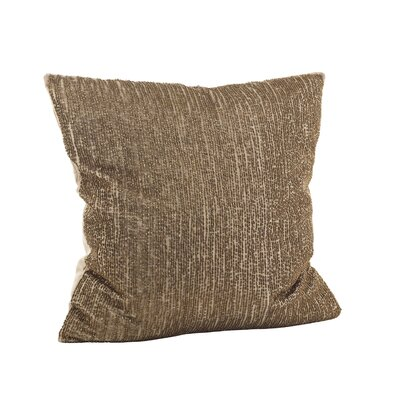 Cotton Throw Pillow Saro