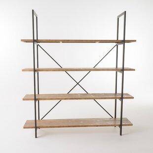 260cc2ff7faf6 Modern   Contemporary Rustic Bookshelf