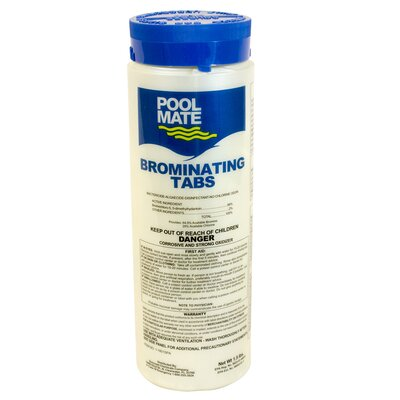 Spa Brominating Tabs Pool Mate Multi-pack: Single Pack