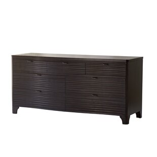 Read Reviews Townsend 7 Drawer Dresser by Brownstone Furniture
