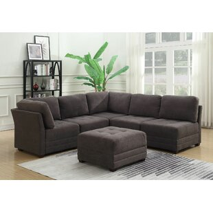 Boles Modular Sectional with Ottoman