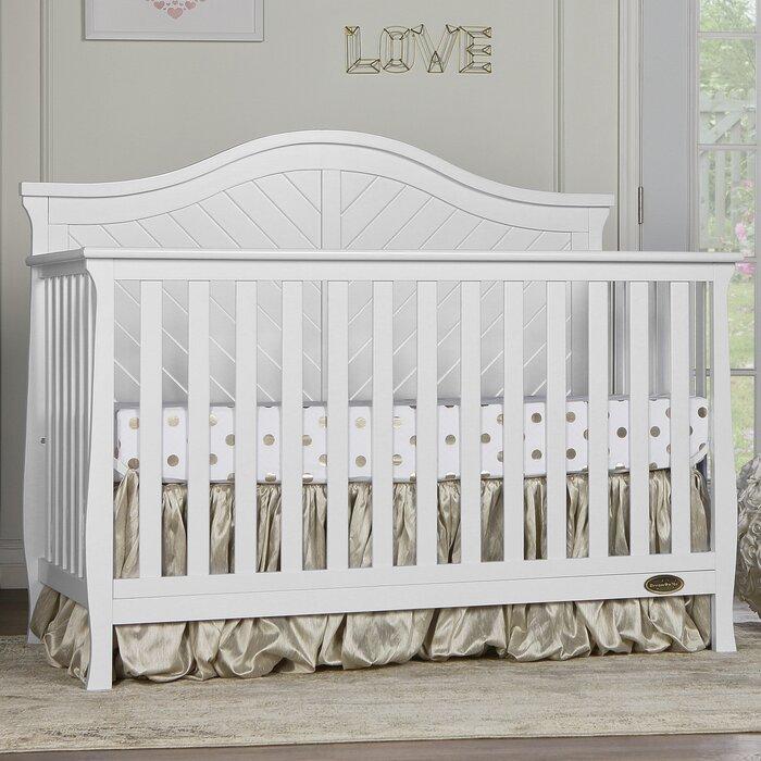 Kaylin 5 In 1 Convertible Crib