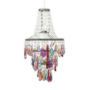 Beaded chandelier lamp shades wayfair 225cm chandelier lamp shade aloadofball Choice Image