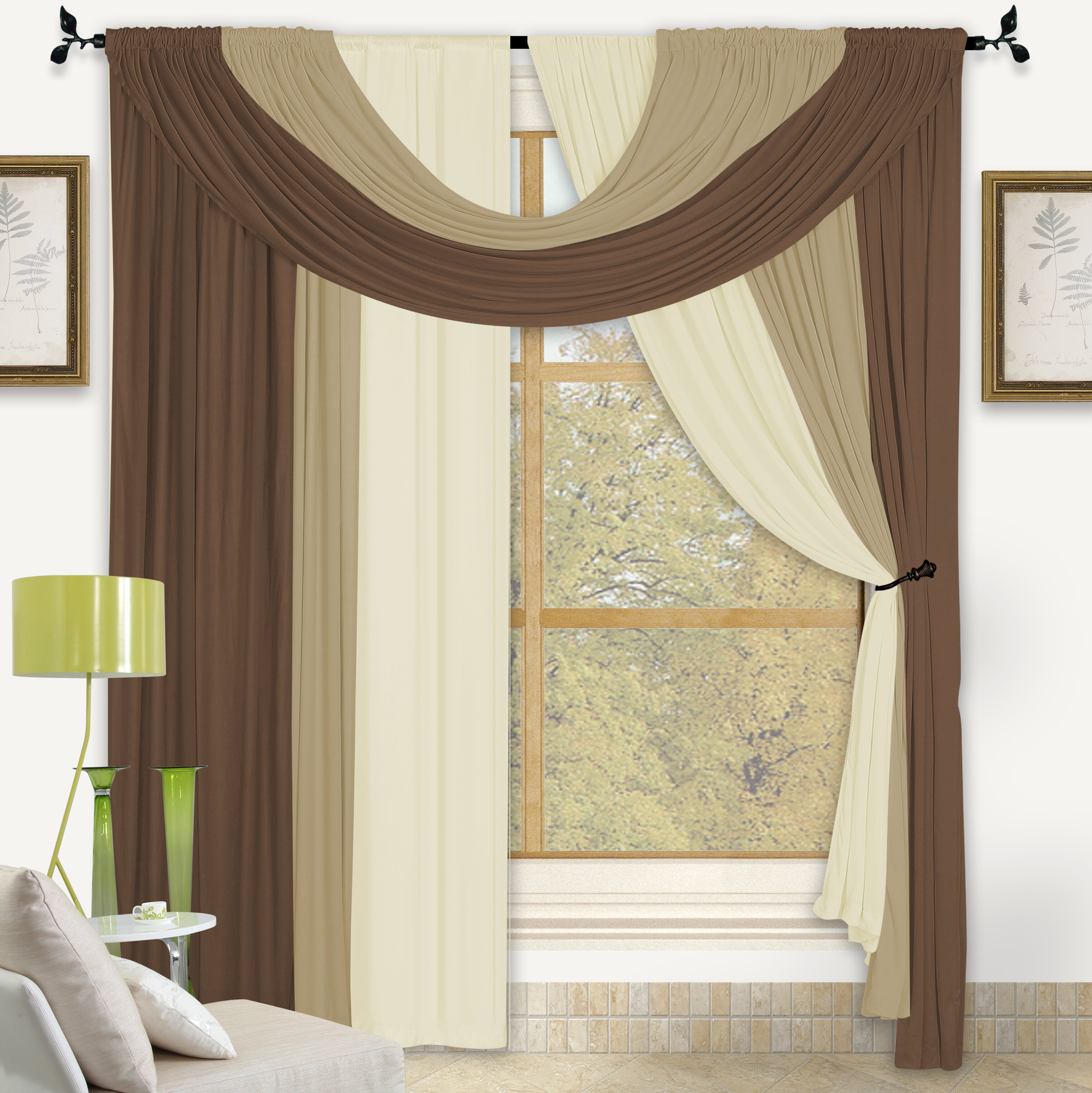 windows scarf valance biz doors large kitchen curtain make sliding decor curtains pinte window decorating ideas plus interior patio to themiracle treatments ctional target s valances home bu along burlap door adorable corner with how office