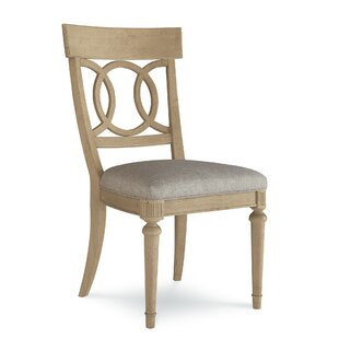 Carrie Upholstered Dining Chair (Set of 2) One Allium Way