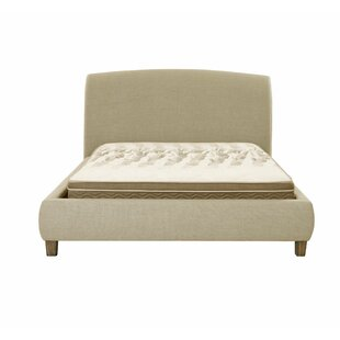 Compare prices Fleming Upholstered Sleigh Bed by Harbor House Reviews (2019) & Buyer's Guide