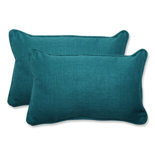 Rave Indoor/Outdoor Lumbar Pillow (Set of 2)