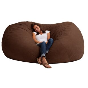 Delightful Foam Bean Bag Chairs Youu0027ll Love | Wayfair