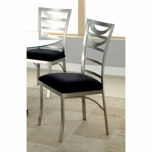 Michigamme Side Chair (Set of 2) Orren Ellis