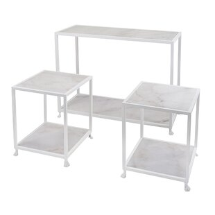 Windsor 3 Piece Console Table Set