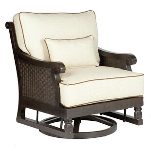 Jakarta Patio Chair With Cushion by Leona Wonderful