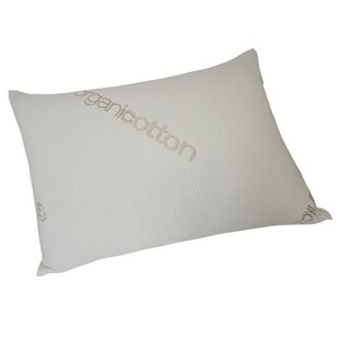 Pool Knitted Medium Polyester Standard Bed Pillow