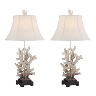 Annora Tropical Fish 29 Table Lamp (Set of 2)