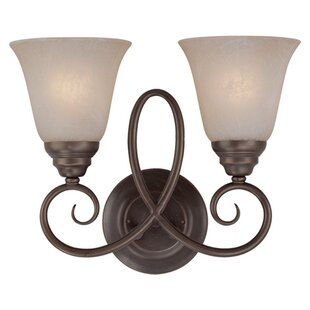Looking for Ellis 2-Light Wall Sconce By Charlton Home