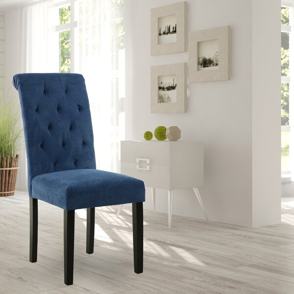 Parsons Chairs With White Legs Wayfair