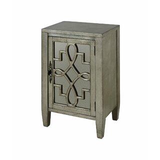 Angelina 1 Door Accent Cabinet by One Allium Way SKU:EE623905 Shop
