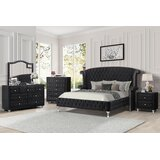 Hosler Platform Configurable Bedroom Set by House of Hampton