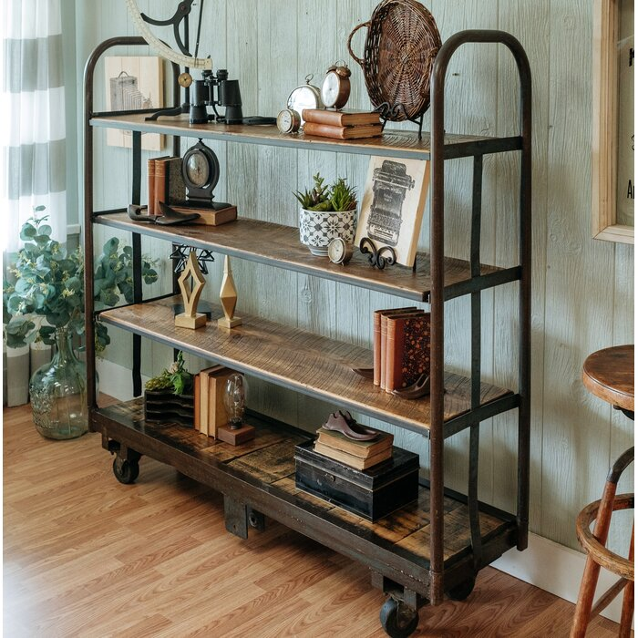 Cart Etagere Bookcase