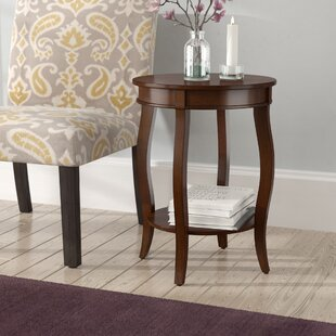 Savings Kristian End Table by Alcott Hill