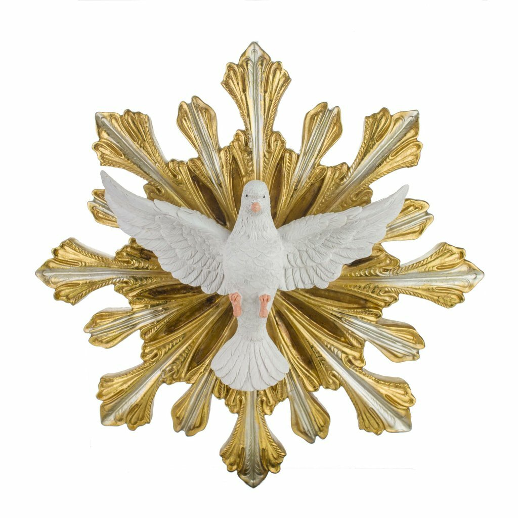 Astoria Grand Dove Holy Spirit Wall Décor Reviews Wayfair
