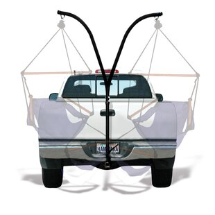 Trailer Hitch Steel Hammock Chair Stand