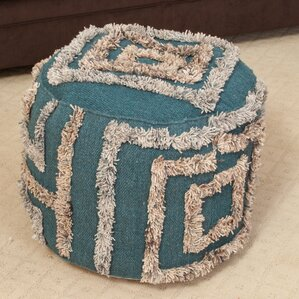 Belize Pouf Ottoman by Home Loft Concepts