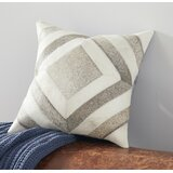 Kenmure Patchwork Throw Pillow by Union Rustic