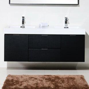 60 Inch Bathroom Vanities You'll | Wayfair.ca  Inch Bathroom Vanity on 60 inch single vanity, 14 inch bathroom vanity, 96 inch bathroom vanity, 24 inch bathroom vanity, 40 inch bathroom vanity, 60 inch bathroom vanities clearance, 28 inch bathroom vanity, 60 inch fireplace surround, 60 inch kitchen, 60 inch utility vanity, 80 inch bathroom vanity, 60 inch wardrobe, 60 inch bathroom vanities discount, 68 inch bathroom vanity, 60 inch bathroom countertops, 85 inch bathroom vanity, 83 inch bathroom vanity, 23 inch bathroom vanity, 10 inch bathroom vanity, 60 inch wet bar,
